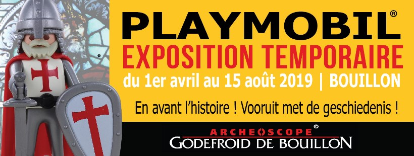 201906 Playmobil exposition